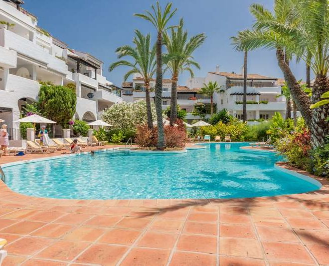Penthouse golden mile immobilier marbella