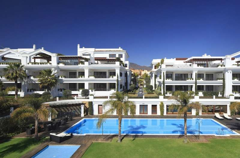Penthouse luxe Estepona Marbella Immobilier Marbella