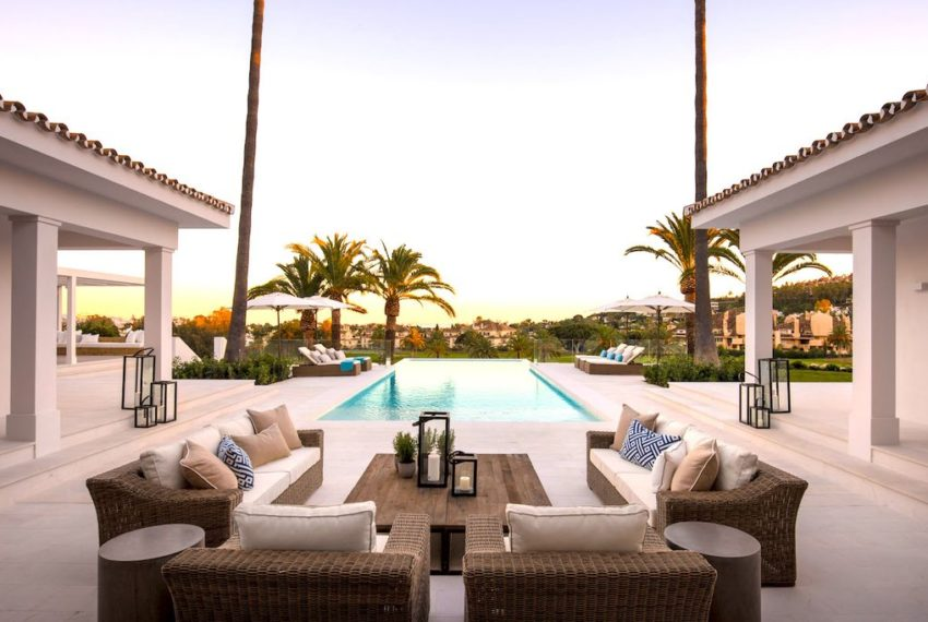 villa luxe 5 chambres belle vue marbella immobilier