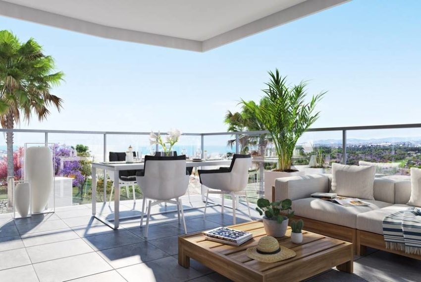 appartement luxe a mijas costa immobilier marbella
