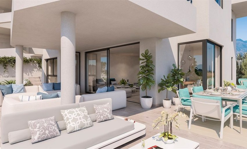 penthouse luxe 3 chambre a mijas costa marbella immobilier marbella