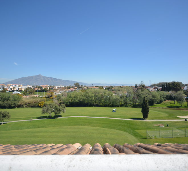 Appartement 3 Chambres vue Golf Guadalmina